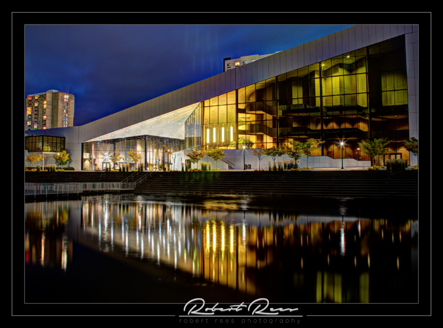 The INB Performing Arts Center - Spokane, Washington
