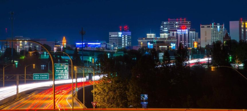 City of Spokane Skyline